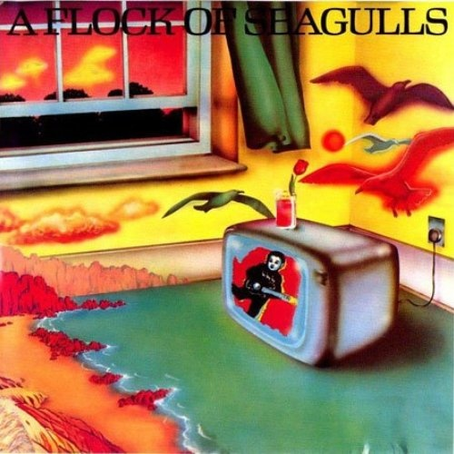 "Rezension: A Flock of Seagulls – ""A Flock of Seagulls"" (1982)"
