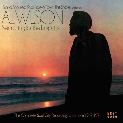 "Rezension: Al Wilson – ""Searching for the Dolphins"" (1969)"