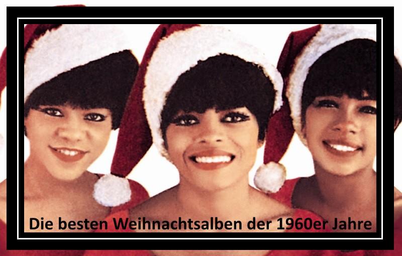 Die besten Weihnachtsalben der 1960er Jahre